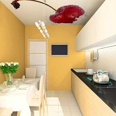 натяжные потолки на кухне фото спб, поставить наятжные потолки на кухне квадрат ремонт